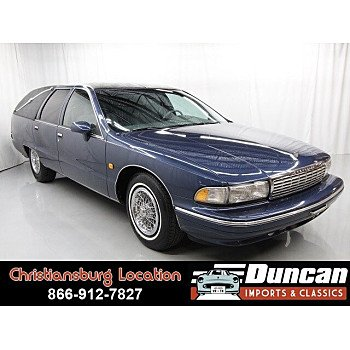 1994 Chevrolet Caprice Classic Wagon for sale 101171676