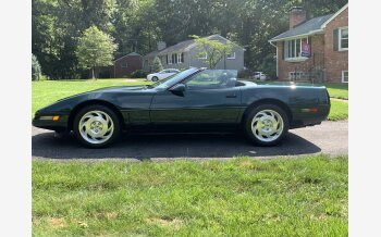 1994 Chevrolet Corvette Convertible for sale 101180612