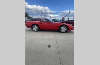1994 Chevrolet Corvette Convertible for sale 101438137