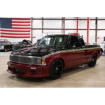1994 Chevrolet S10 Pickup 2WD Extended Cab for sale 101088365