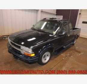 1994 Chevrolet S10 Pickup 2WD Extended Cab for sale 101277505