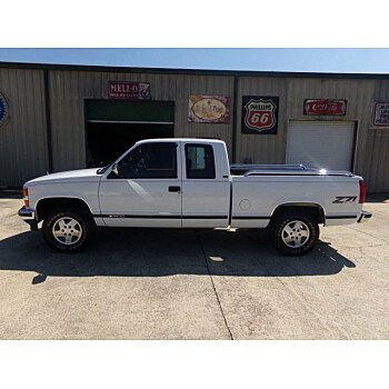 1994 Chevrolet Silverado 1500 4x4 Extended Cab for sale 101244407