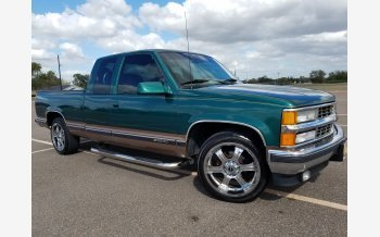 1994 Chevrolet Silverado 1500 2WD Extended Cab for sale 101414316