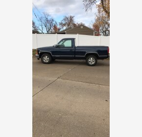 1994 Chevrolet Silverado 1500 2WD Regular Cab for sale 101415916
