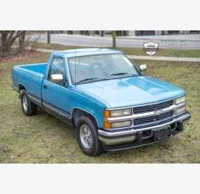 1994 Chevrolet Silverado 1500 2WD Regular Cab for sale 101419936