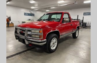 1994 Chevrolet Silverado 1500 4x4 Regular Cab for sale 101465638