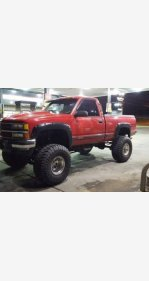 1994 Chevrolet Silverado and other C/K1500 4x4 Regular Cab for sale 100992685