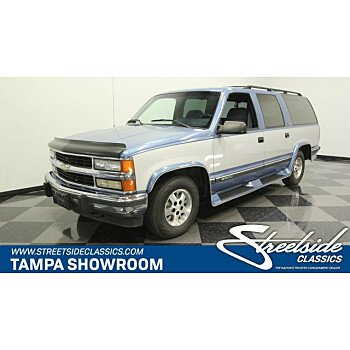 1994 Chevrolet Suburban for sale 101074148