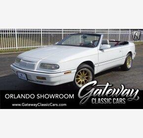 1994 Chrysler LeBaron for sale 101290059