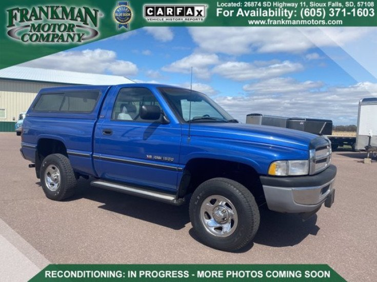 1994 Dodge Ram 1500 Truck for sale 101491338