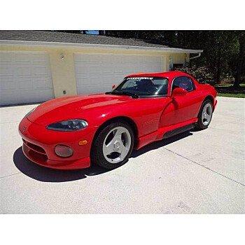 1994 Dodge Viper for sale 101356221