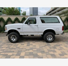 1994 Ford Bronco for sale 101396752