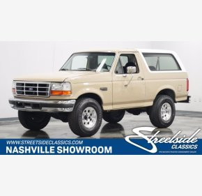 1994 Ford Bronco for sale 101440827