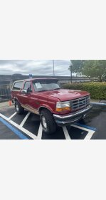 1994 Ford Bronco for sale 101442532