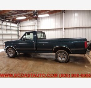 1994 Ford F150 2WD Regular Cab XL for sale 101326385