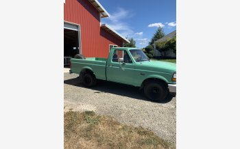 1994 Ford F150 2WD Regular Cab for sale 101375606