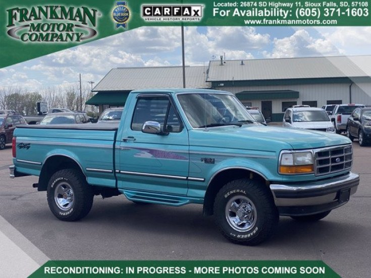 1994 Ford F150 for sale 101527727