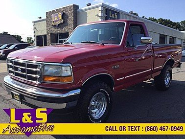 1994 Ford F150 for sale 101564250