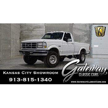 1994 Ford F150 4x4 Regular Cab XL for sale 101104167