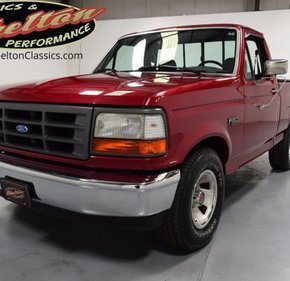 1994 Ford F150 2WD Regular Cab XL for sale 101253012