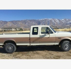 1994 Ford F250 4x4 SuperCab for sale 101242088
