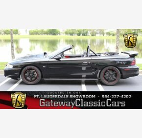 1994 Ford Mustang GT Convertible for sale 101006339
