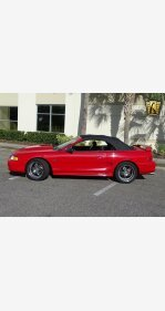 1994 Ford Mustang GT Convertible for sale 101052406
