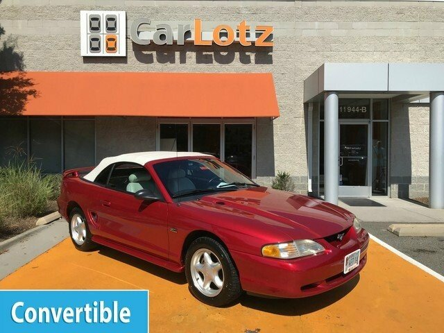 1994 Ford Mustang Classics For Sale Classics On Autotrader