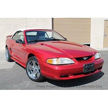 1994 Ford Mustang GT Convertible for sale 101203581