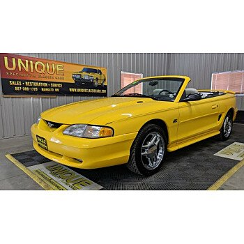 1994 Ford Mustang GT Convertible for sale 101252266