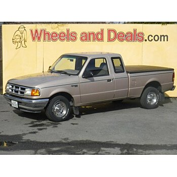 1994 Ford Ranger 2WD SuperCab for sale 101269878
