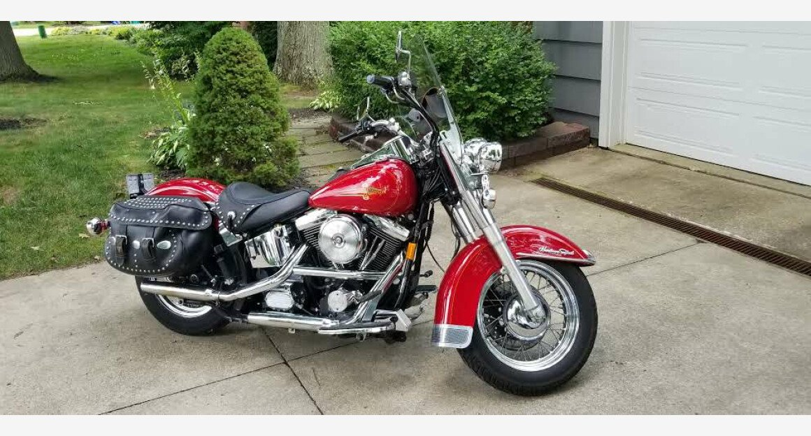 1994 Harley-Davidson Softail Custom Anniversary for sale 200598265