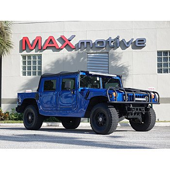 1994 Hummer H1 4-Door Open Top for sale 101255833