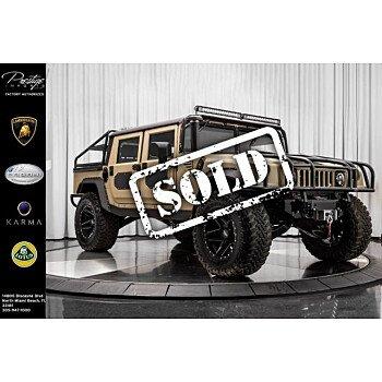 1994 Hummer H1 4-Door Hard Top for sale 101149465