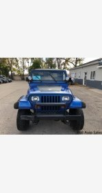 1994 Jeep Wrangler 4WD S for sale 101057845
