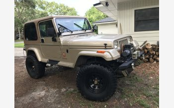 1994 Jeep Wrangler 4WD Sahara for sale 101255903