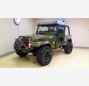 1994 Jeep Wrangler for sale 101437416