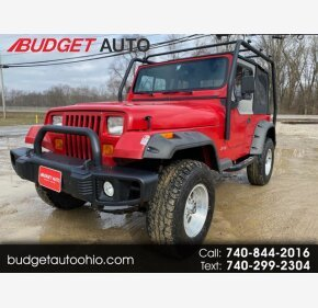 1994 Jeep Wrangler for sale 101464216