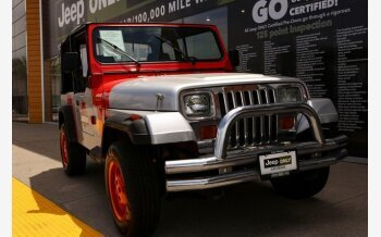 1994 Jeep Wrangler for sale 101538789
