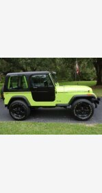1994 Jeep Wrangler for sale 101241577