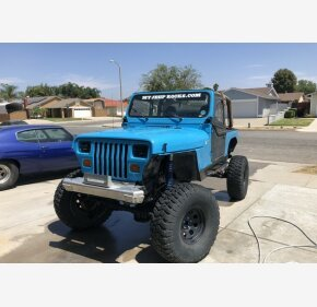 1994 Jeep Wrangler for sale 101032862