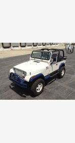 1994 Jeep Wrangler 4WD SE for sale 101160584