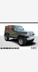 1994 Jeep Wrangler 4WD SE for sale 101295369