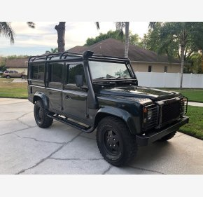 1994 Land Rover Defender for sale 101386820