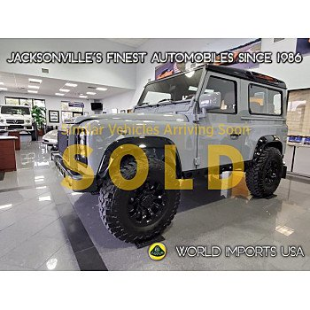1994 Land Rover Defender for sale 101486839