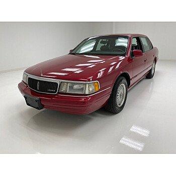 1994 Lincoln Continental Signature for sale 101330977