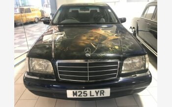 1994 Mercedes-Benz S500 for sale 101211012