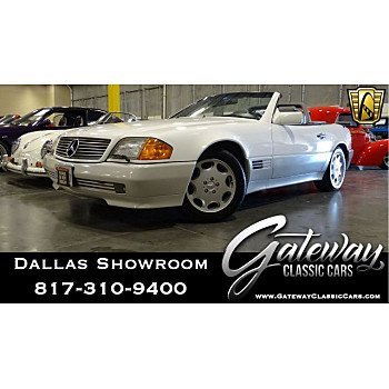 1994 Mercedes-Benz SL500 for sale 101098497