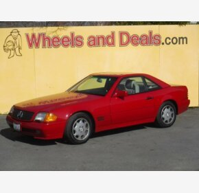 1994 Mercedes-Benz SL500 for sale 101277817