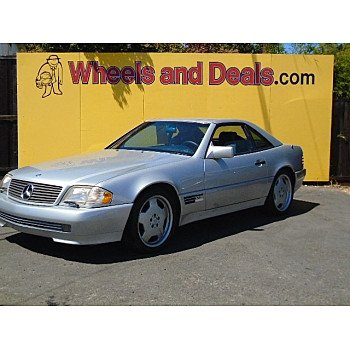 1994 Mercedes-Benz SL600 for sale 101207067
